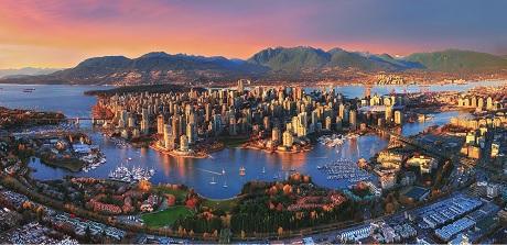 La vie à Vancouver et Au Canada
